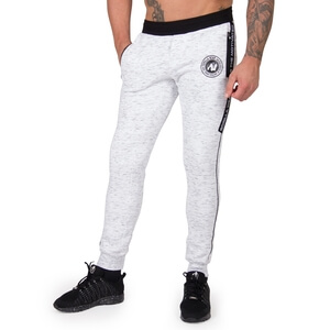 Kolla in Saint Thomas Sweatpants, grey, Gorilla Wear hos SportGymButiken.se