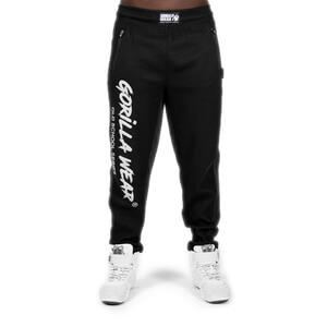 Augustine Old School Pants, black, Gorilla Wear