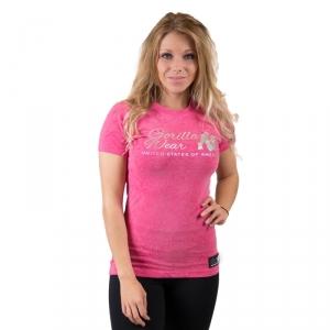 Camden T-Shirt, pink, Gorilla Wear
