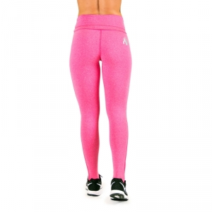 Kolla in Annapolis Workout Leggings, pink, Gorilla Wear hos SportGymButiken.se