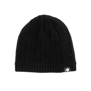 Norman Beanie, black, Gorilla Wear