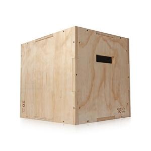 Plyo Box, 40/45/50 cm, VirtuFit