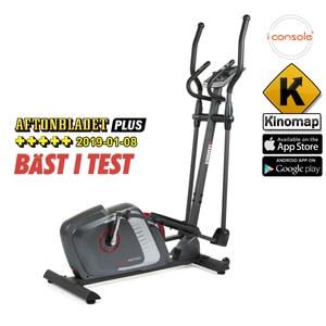 Crosstrainer Cross-Motion BT *Bäst i test 2019* DEMO, Hammer