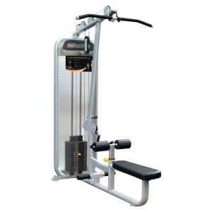 Lat pulldown/seated row, PL9002, Plamax