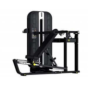 Seated Horizontal Shoulder Press, AllStrength