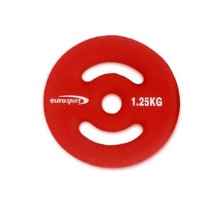 BarPump Viktskiva 1,25 kg, Eurosport Fitness