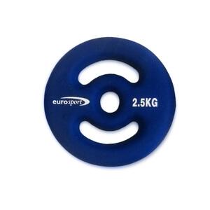 BarPump Viktskiva 2,5 kg, Eurosport Fitness