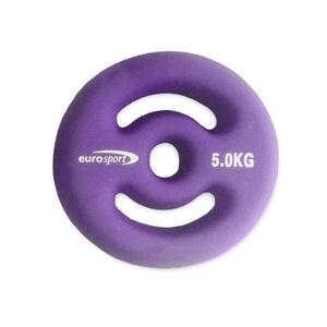 BarPump Viktskiva 5 kg, Eurosport Fitness