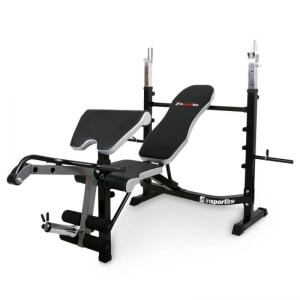 Kolla in Multi-Function Bench Hero, inSPORTline hos SportGymButiken.se