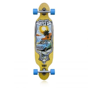 Longboard Baja, Shaun White