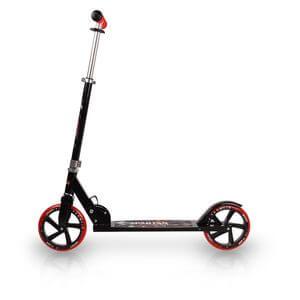 Sparkcykel Jumbo, black/red, Spartan