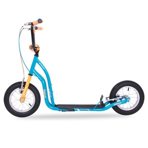 Sparkcykel Raicot SE, blue/orange, inSPORTline