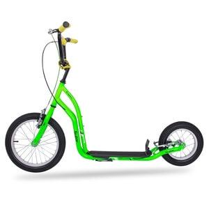 Sparkcykel Suter SE, green, inSPORTline