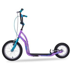 Sparkcykel Suter SE, purple/blue, inSPORTline