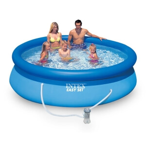Easy Set Pool, 3 853 L, Intex | SportGymButiken.se