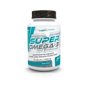 Super Omega-3, 60 kapslar, Trec Nutrition