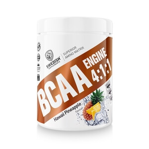 BCAA Engine 4:1:1, 400 g, Swedish Supplements