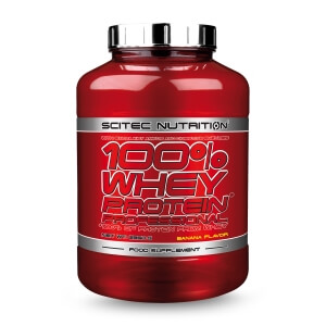 100 % Whey Protein Professional, Scitec Nutrition, 2350 g