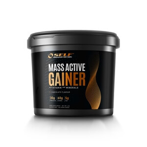 Kolla in Active Whey Gainer, 4 kg, Self hos SportGymButiken.se