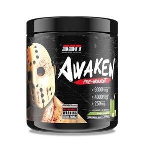 Awaken PWO, 400 g, Svensk Sport Nutrition