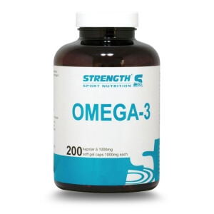 Omega-3, Strenght