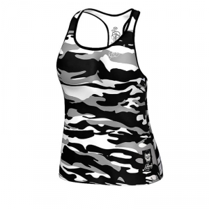 Kolla in Commando Tanktop, grey/mixed, Anarchy Apparel hos SportGymButiken.se