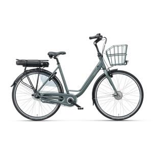 Elcykel Torino E-go Dam 2019, grå, Batavus