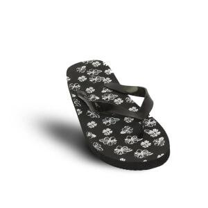 W Slippers, svart, Oxide