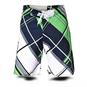 XCO Badshorts, grönblå, Oxide
