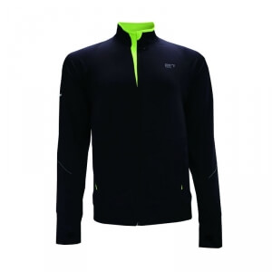 Running Jacket Linköping, black, 2117 | SportGymButiken.se