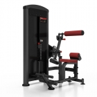 2-in-1 Abdominal / Back Extension U220, JTC X-Line