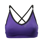 Cherry Hill Short top, athletic purple, Better Bodies