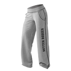 Baggy Soft Pant, grey melange, Better Bodies