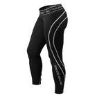 Athlete Tights, black/grey, Better Bodies