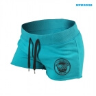 Short Sweatshorts, aqua blue, Better Bodies