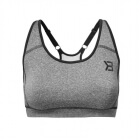 Sports Bra, graphite melange, Better Bodies