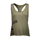 Leisure Raw T-back, wash green, Better Bodies