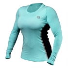 Performance Shape Long Sleeve, light aqua, Better Bodies