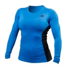Performance Shape Long Sleeve, bright blue, Better Bodies