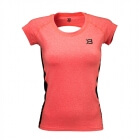 Performance Soft Tee, fiery coral, Better Bodies