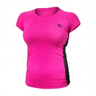 Performance Soft Tee, hot pink, Better Bodies