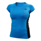 Performance Soft Tee, bright blue, Better Bodies