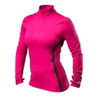 Performance Mid L/S, hot pink, Better Bodies