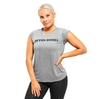 Astoria Tee, grey melange, Better Bodies