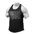 BB Gym T-back, black, Better Bodies