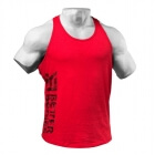 Symbol Printed T-back, bright red, Better Bodies