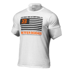 Men's Street Tee, LIMITED PRODUCTION, white, Better Bodies