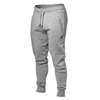 Tapered Joggers, grey melange, Better Bodies