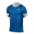 Performance Tee, bright blue, Better Bodies