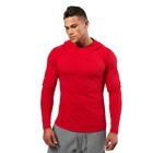 Mens Soft Hoodie, bright red, Better Bodies